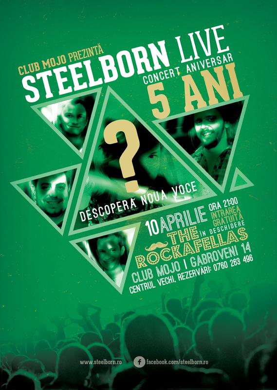 Steelborn Mojo Bucuresti 2014