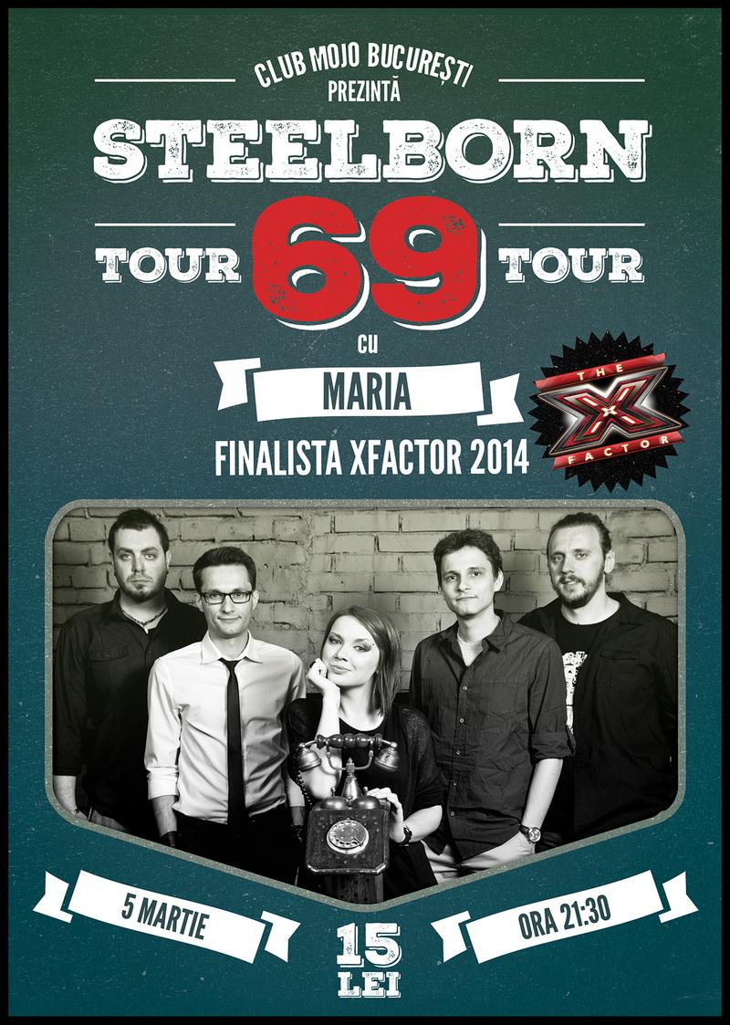 Steelborn Mojo 69 2015