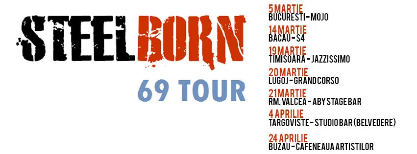 Steelborn 69 tour
